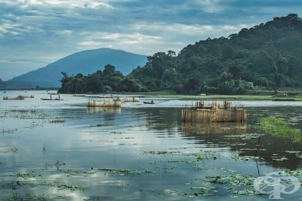 Езерото Лак