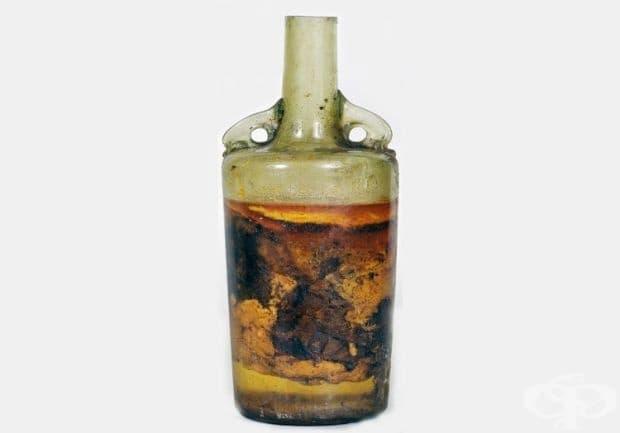Вижте най-старото вино в света
