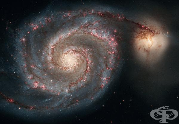 Галактиката Водовъртеж