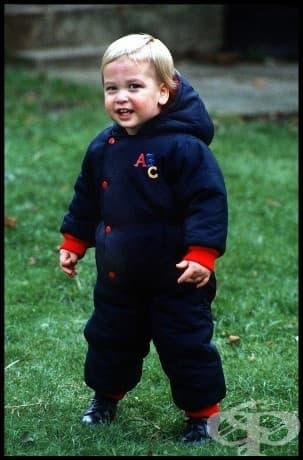 Принц Уилям, 1983.