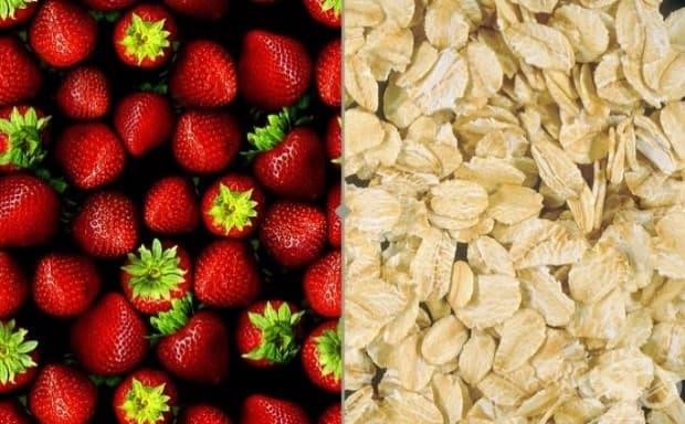 Витамини B и C. Пълнозърнестите храни помагат за усвояването на витамини B и C, когато се консумират заедно. Можете да добавите и обезмаслено кисело мляко.