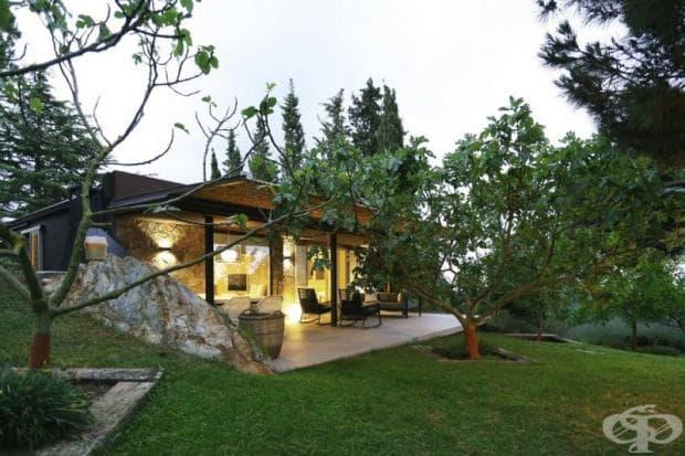 18 идеи за природосъобразни жилища и среда за живот
