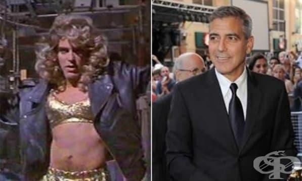 Джордж Клуни – Жътвата, 1992 г.