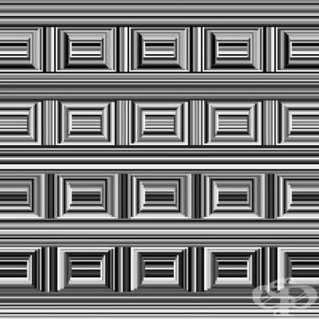 В това изображение има 16 кръга. Можете ли да ги видите?
