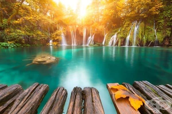 Плитвичките езера, Хърватска