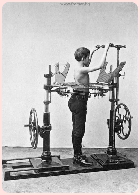 Измервателен уред за проследяване на настъпващите промени в тялото