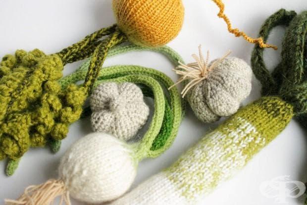 Вижте плетените зеленчуци от 'MapleApple', които ще ви се прииска да изядете!