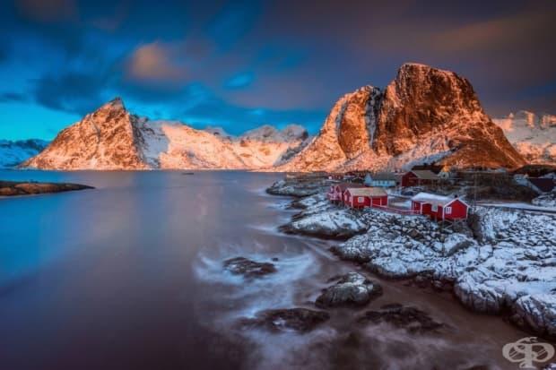 Островите Лофотен, Норвегия