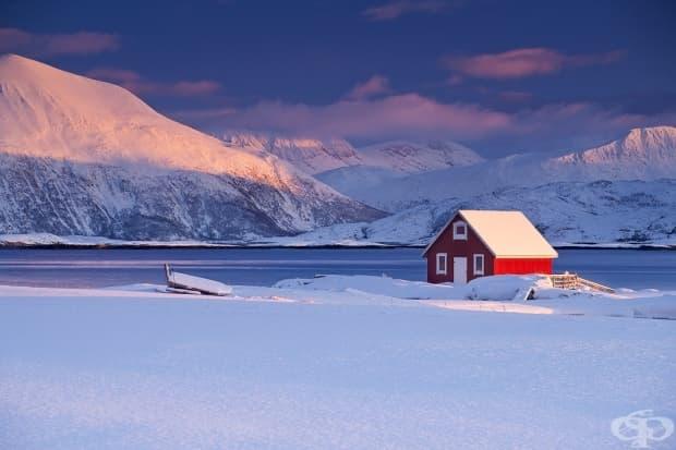 Тромсо, Норвегия