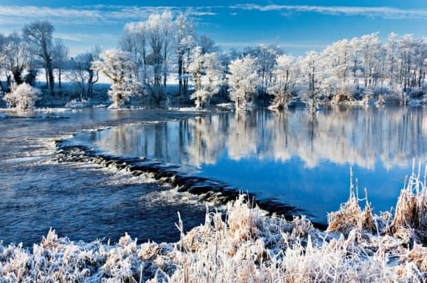 Река Шанън, Ирландия