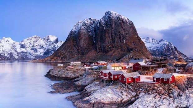 Хамной, Норвегия