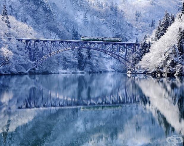 Река Тадами, Япония