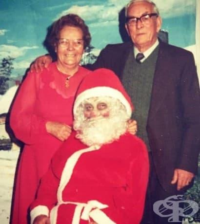 15 от най-зловещите Дядо Коледовци и децата, които те тероризират