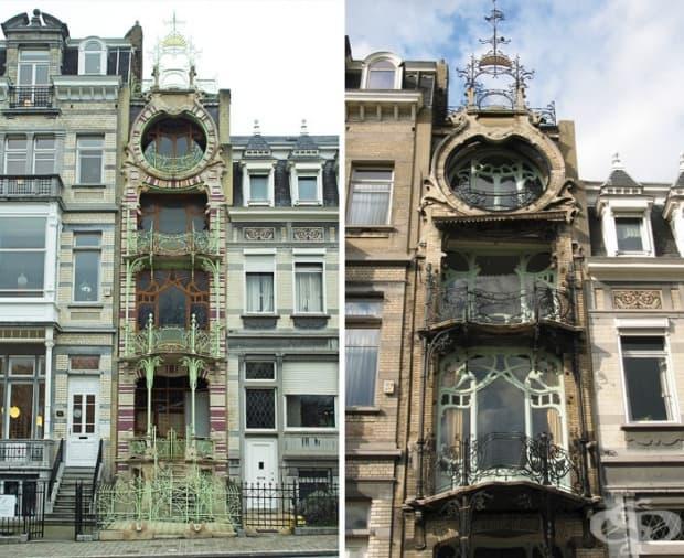 Maison St Cyr, Брюксел, Белгия