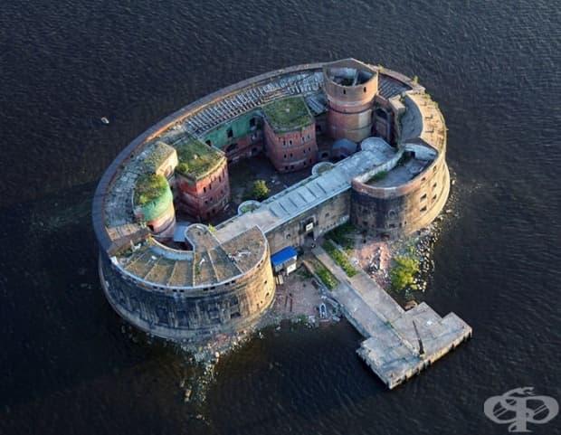 Форт Александър, Санкт Петербург, Русия