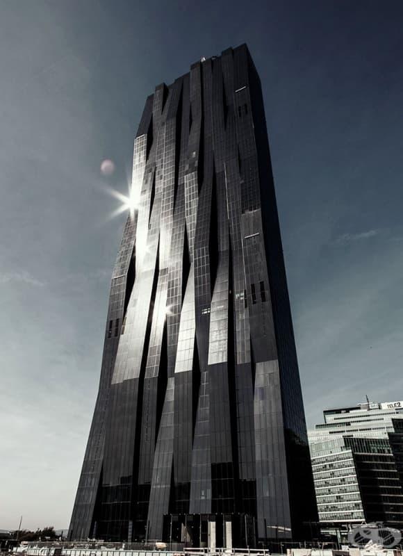 Dc Tower I, Виена, Австрия