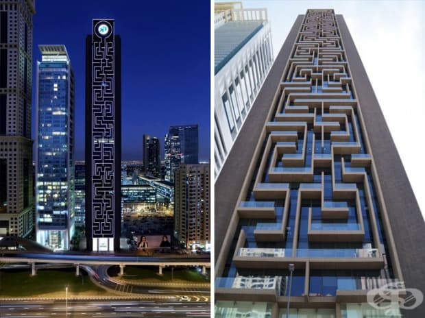 Кулата Лабиринт, Дубай, ОАЕ
