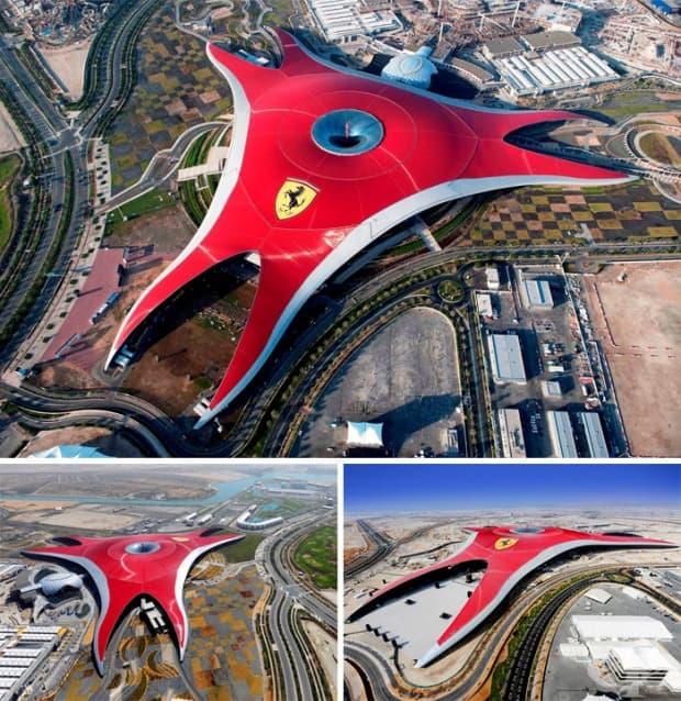 Ferrari World, Абу Даби, ОАЕ
