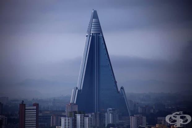 Хотел Рюгьонг, Пхенян, Северна Корея
