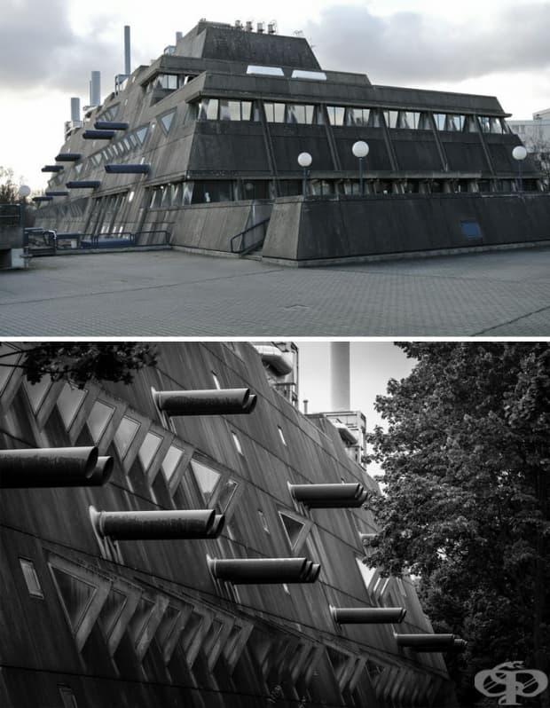 Бившият изследователски институт за експериментална медицина, Берлин, Германия