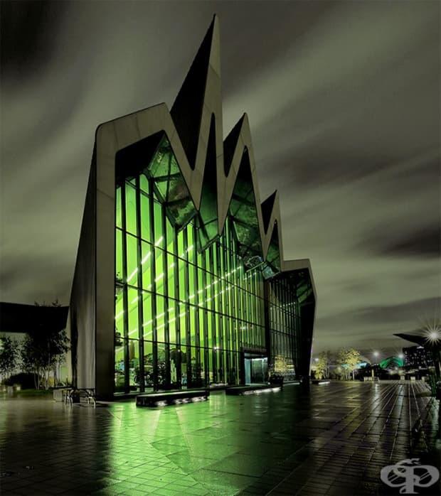 Музеят Riverside, Глазгоу, Великобритания