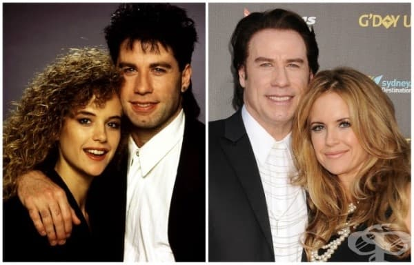 Джон Траволта и Кели Престън – 25 години брак