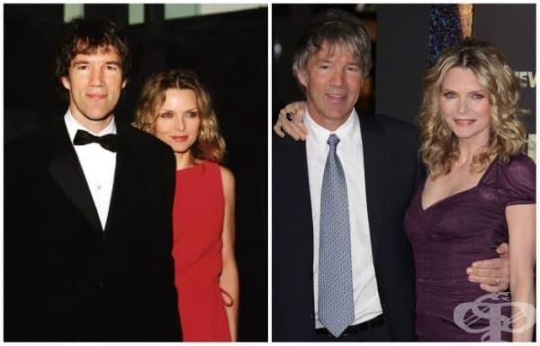 Мишел Пфайфър и Дейвид Е. Кели – 23 години брак