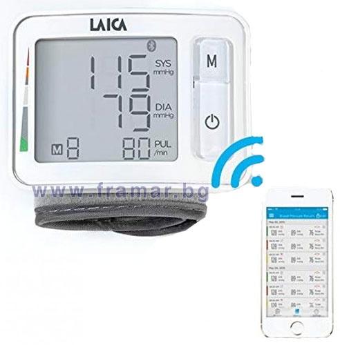 Апарати за измерване на кръвно налягане от LAICA
