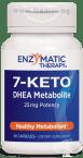 7-КЕТО ДХЕА МЕТАБОЛИТ капсули 25 мг. * 60 ЕНЗИМАТИК ТЕРАПИ