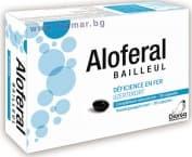 БИОРГА АЛОФЕРАЛ ЖЕЛЯЗО капсули 14 мг. * 30