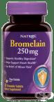 НАТРОЛ БРОМЕЛАИН таблетки 250 мг. * 30