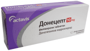 ДОНЕЦЕПТ табл. 10 мг. * 30