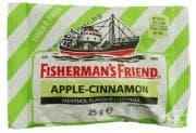 БОНБОНИ FISHERMAN'S FRIEND ябълка без захар 25 гр.