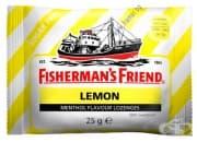 БОНБОНИ FRIEND лимон без захар 25 гр.