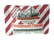 БОНБОНИ FISHERMAN'S FRIEND череша без захар 25 гр.