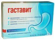 ГАСТАВИТ таблетки за дъвчене * 12