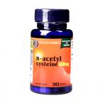 N - АЦЕТИЛ ЦИСТЕИН капсули 600 мг * 30 HOLLAND HOLLAND & BARRETT & BARRETT
