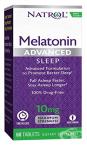 НАТРОЛ МЕЛАТОНИН АДВАНС таблетки 10 мг. * 60