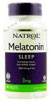НАТРОЛ МЕЛАТОНИН TR табл. 3 мг. * 100
