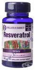 РЕСВЕРАТРОЛ таблeтки 50 мг * 60 HOLLAND & BARRETT