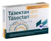 ТАЗЕКТАН ДУО таблетки * 12 МОНТАВИТ
