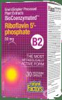 ВИТАМИН Б 2 РИБОФЛАВИН 5-ФОСФАТ капсули 50 мг. * 30 НАТУРАЛ ФАКТОРС
