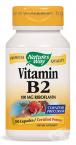 ВИТАМИН Б 2 капсули 100 мг. * 100 NATURE'S WAY