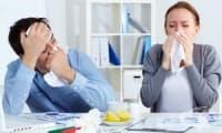 Грип и лечение с хомеопатия