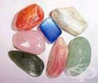 Аюрведа - камъните, скритата сила на природата