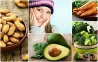 Суперхрани за здрава кожа през зимата