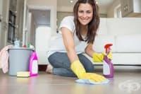 Почистването на дома влияе на психичното състояние на човек