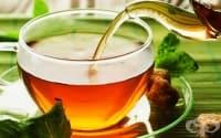 Чаят поддържа доброто здраве на зъбите