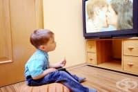 Децата, които гледат твърде много телевизия, са по-склонни към престъпни прояви