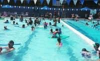 Хлорираната вода в басейна може да превърне слънцезащитния в канцерогенен химикал